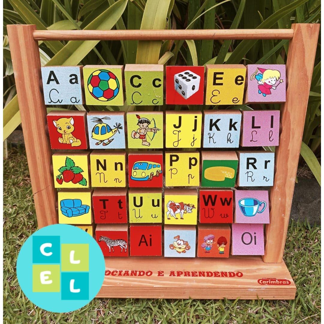 Cell Brinquedos Educativos